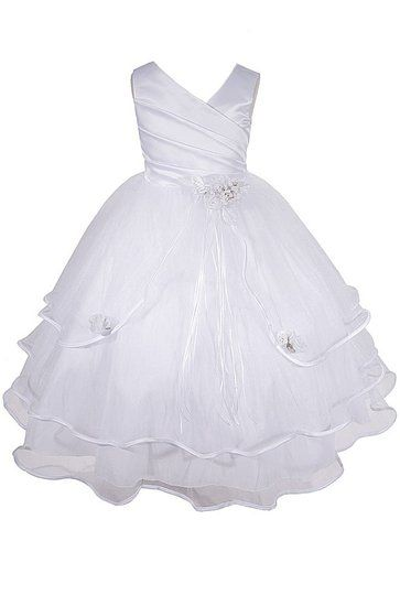 sears flower girl dresses | wedding | Pinterest | Flower girl ...