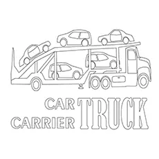 Top 25 Free Printable Truck Coloring Pages Online Truck Coloring Pages Monster Truck Coloring Pages Coloring Pages