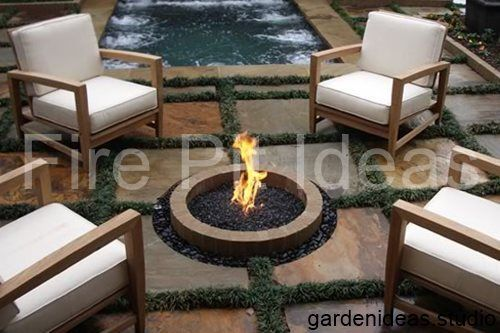 Photo of 24 Best Fire Pit Ideas to DIY or Buy 2020