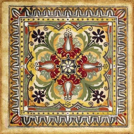 Italian Decorative Tiles Image Detail For Italian Tile Ii Posterruth Franks At