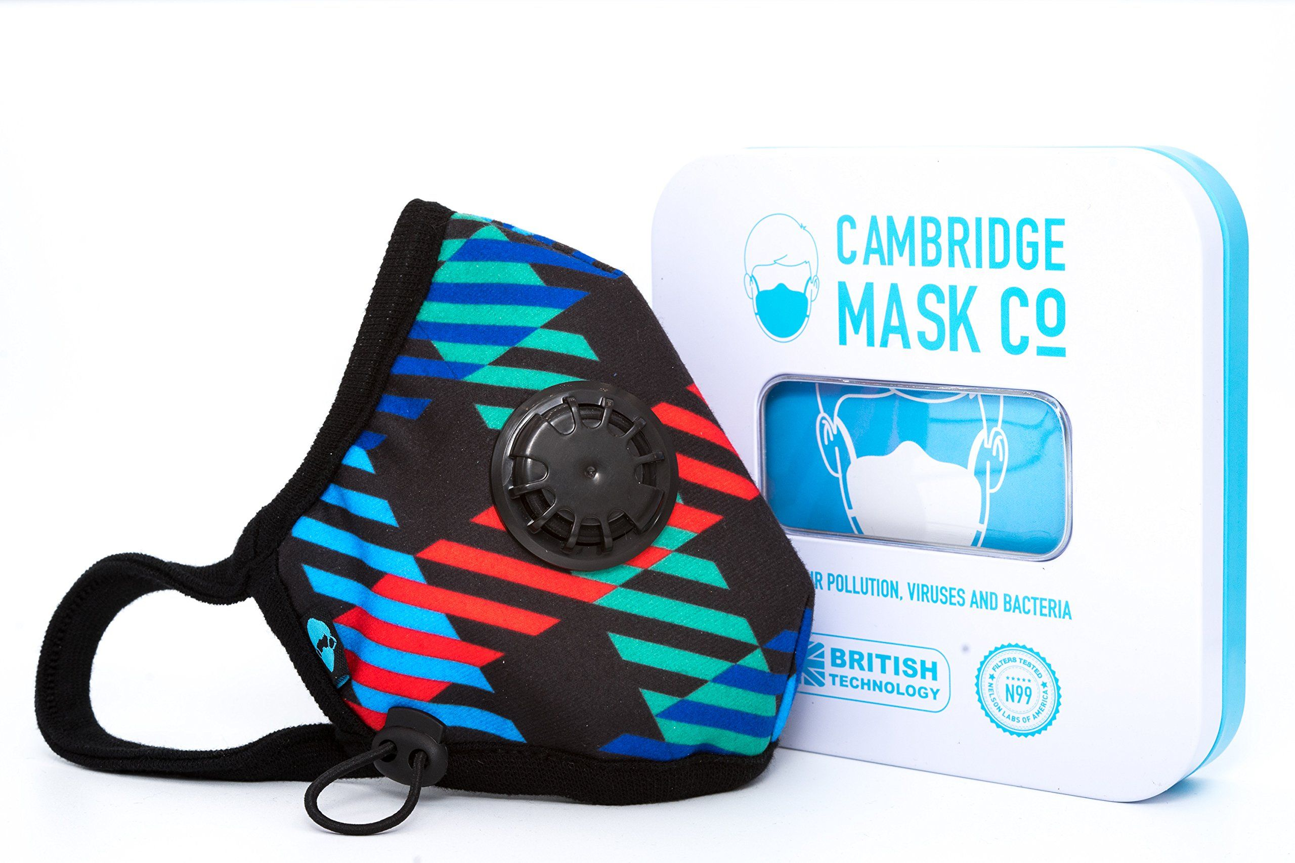 Cambridge Mask Company Anti Pollution Mask Military Grade N99