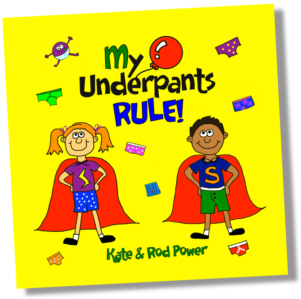 Child protection made easy by teaching a simple rhyme, with child-friendly humour and super-hero themes. LOVED by kids, EASY for adults!