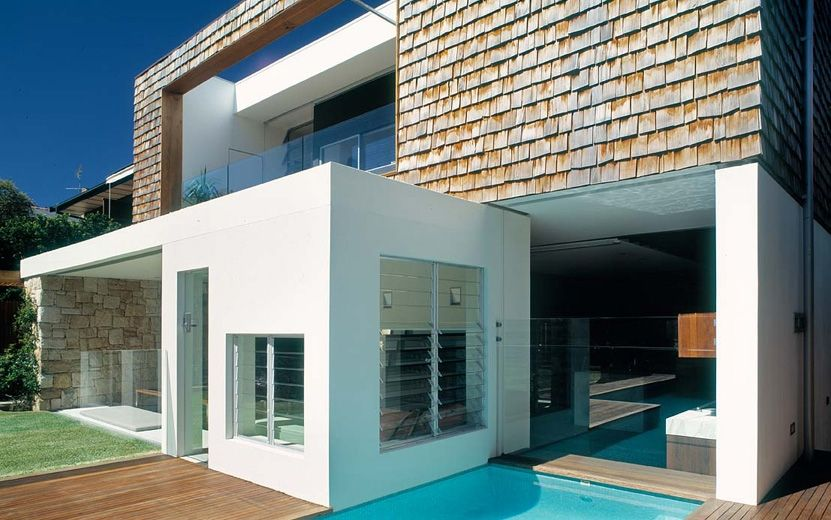 Best White House By Mck Architects Australia 400 x 300