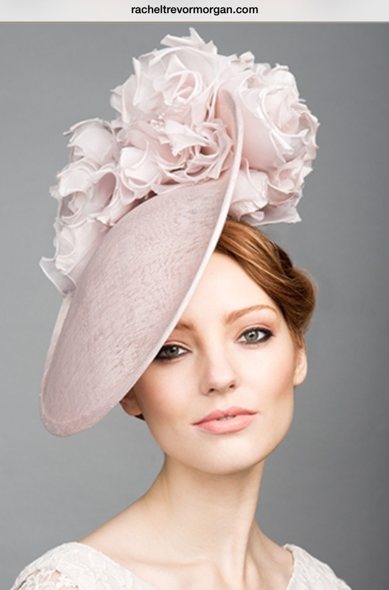 acf3b34ac592c Pink Oversized Flower Hat...Nice