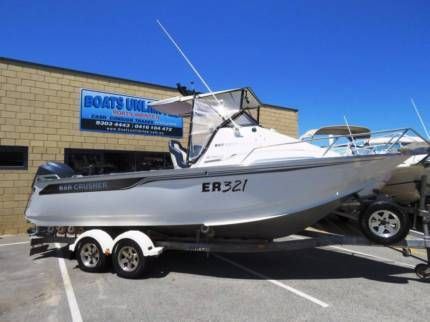 Bar Crusher 670c Deluxe Offshore Fishing Boat Super Stable Motorboats Powerboats Gumtree Australia Wanner Offshore Fishing Boats Power Boats Motor Boats