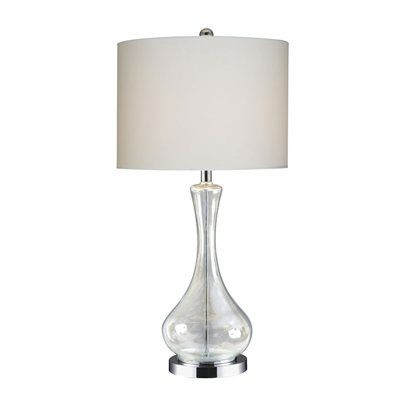 Anthony Of California G2084 123 Glass Table Lamp Table Lamp Lamp Glass Table Lamp
