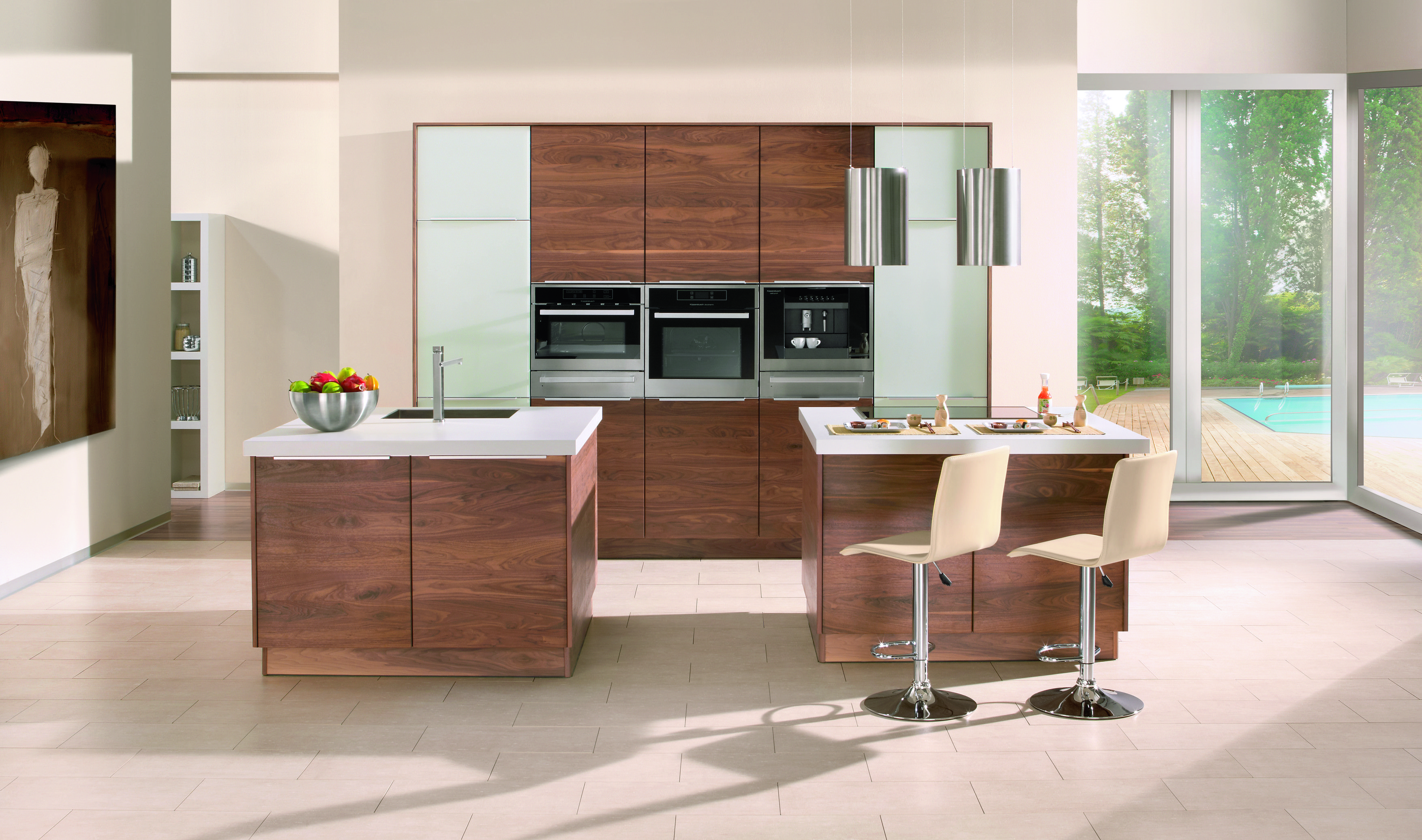 Kuche Nussbaum Oster Mobelkollektion Gmbh Exclusive Kitchens