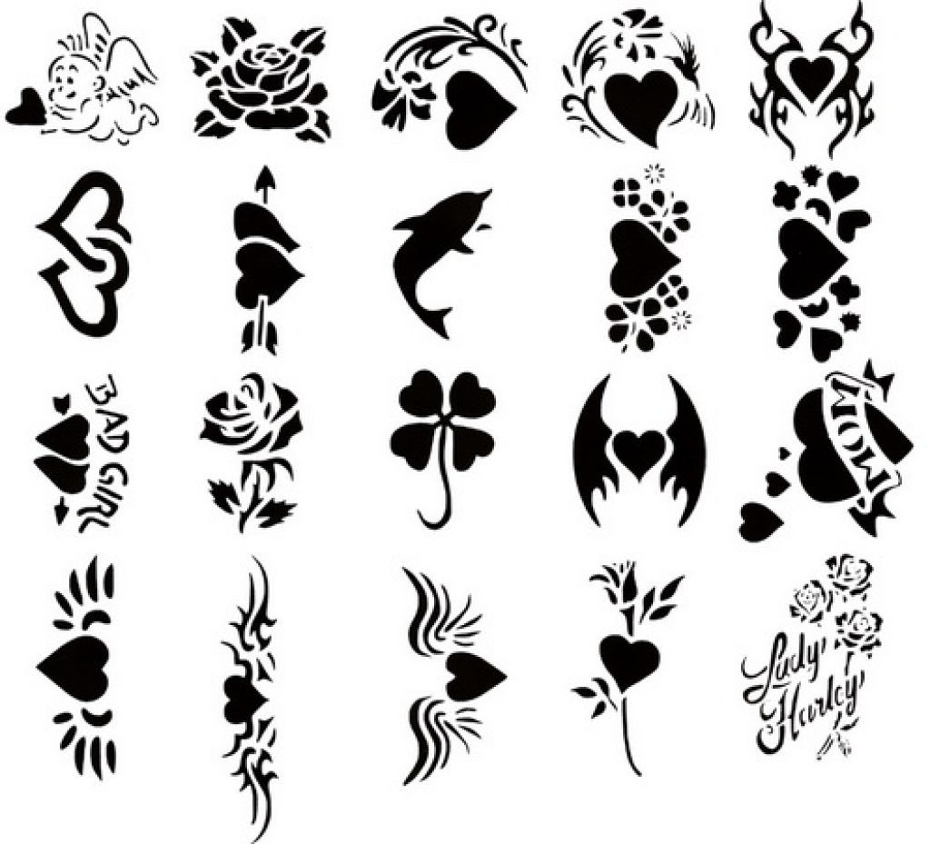 Small Printable Butterflies Google Search Beginner Henna Designs Temporary Tattoo Designs Tattoo Stencils
