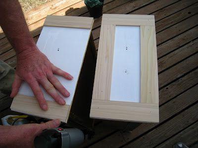 Easypeasy Grandma Kitchen Reveal Refacing Kitchen Cabinets Cabinet Doors Cabinet Remodel