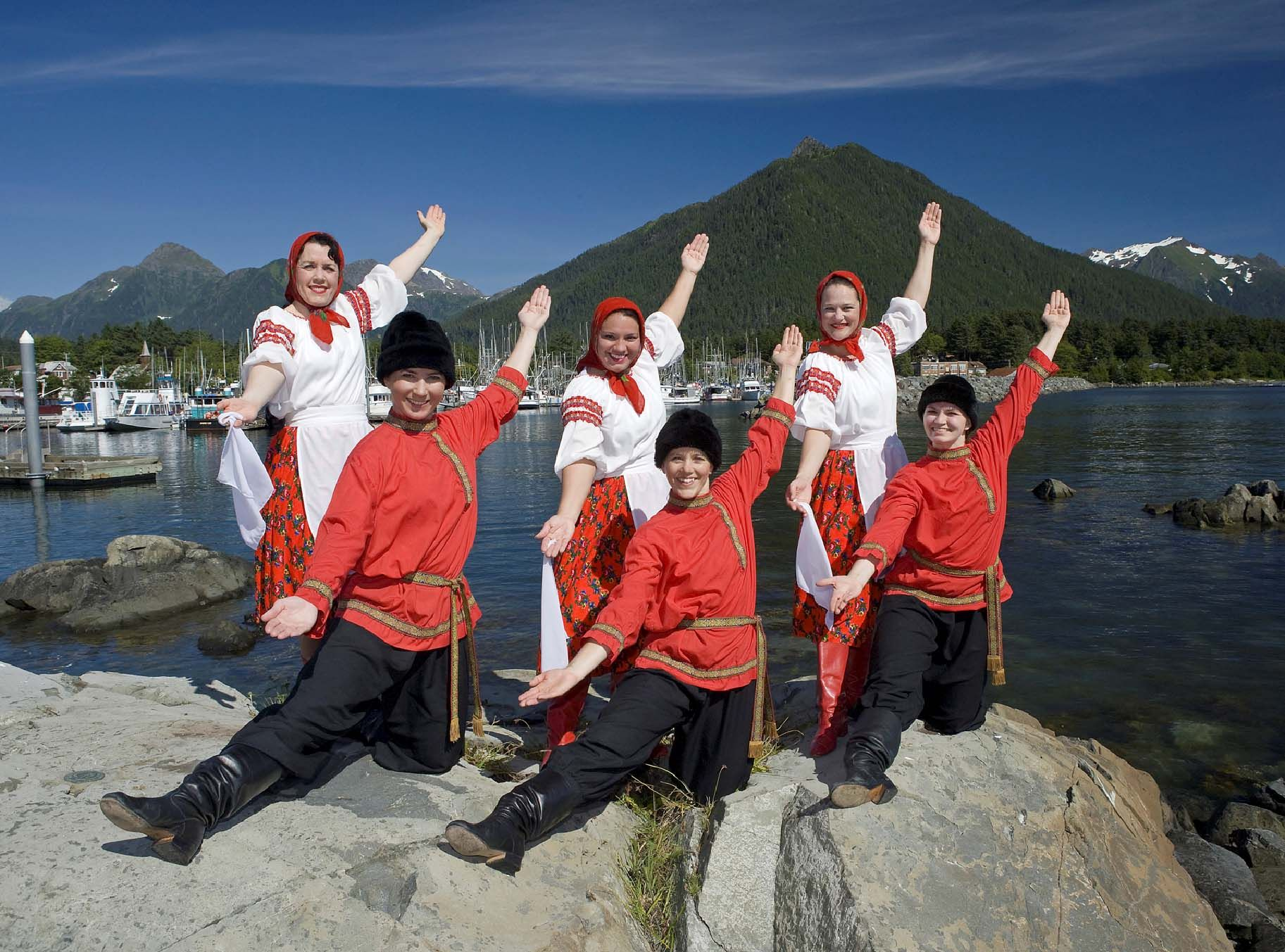 New Archangel Dancers in Sitka Alaska. | Sitka, Russia culture ...