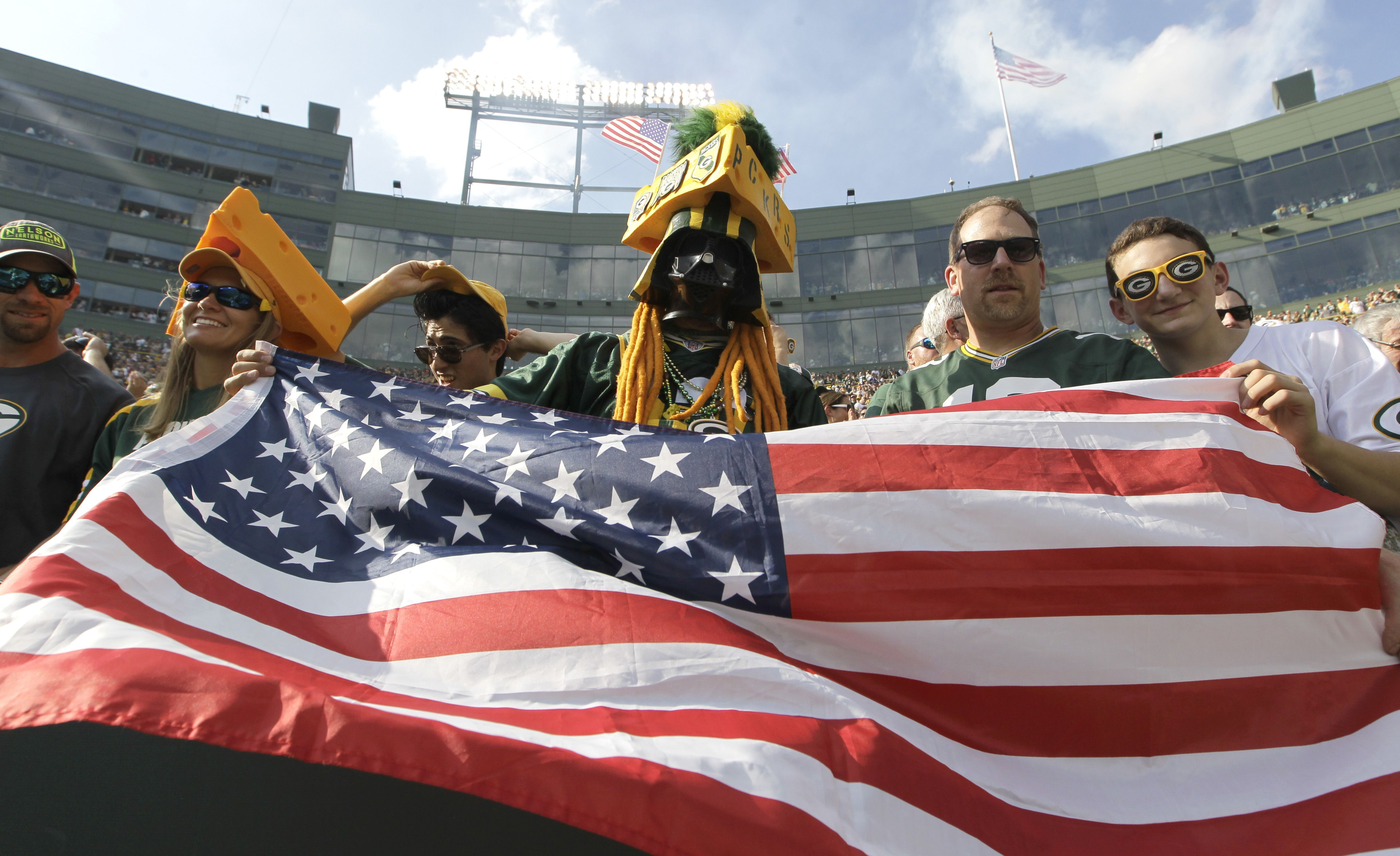 Packers National Anthem Plans Continue To Rile Fans