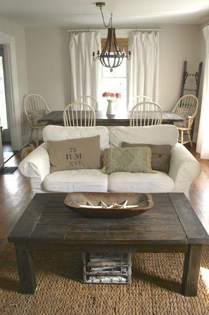 Salle à manger Living Room / Dining Room Reveal! Nest of Bliss