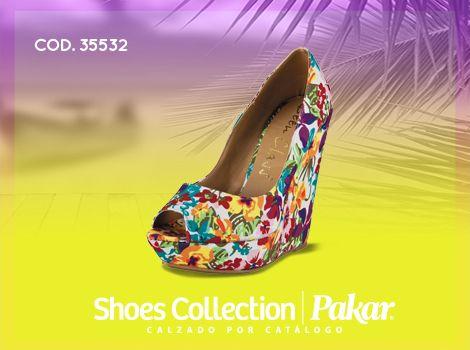 Moda Plataformas Shoes Collection Pakar