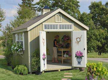 Cottage Kits Playhouses Little Cottage Company Storage Shed Dog Kennel Chapel Chicken Coops Greenhouse Garden Shed Kits Building A Shed Shed Design