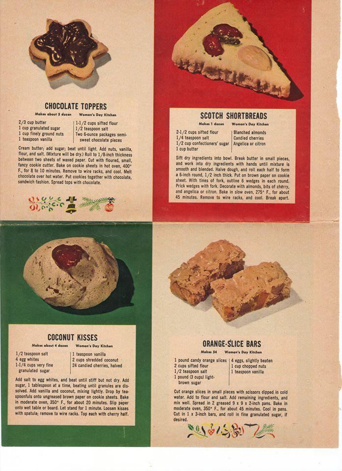 04_Cookie recipes