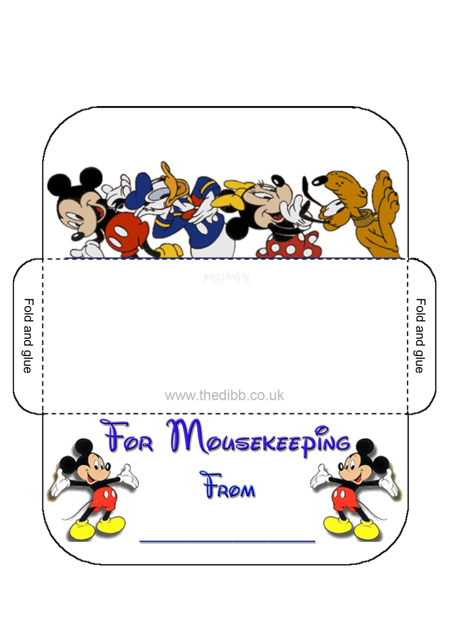 Disney Coloring Pages Mousekeeping