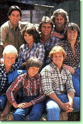 Seven Brides For Seven Brothers I Loved This Show The