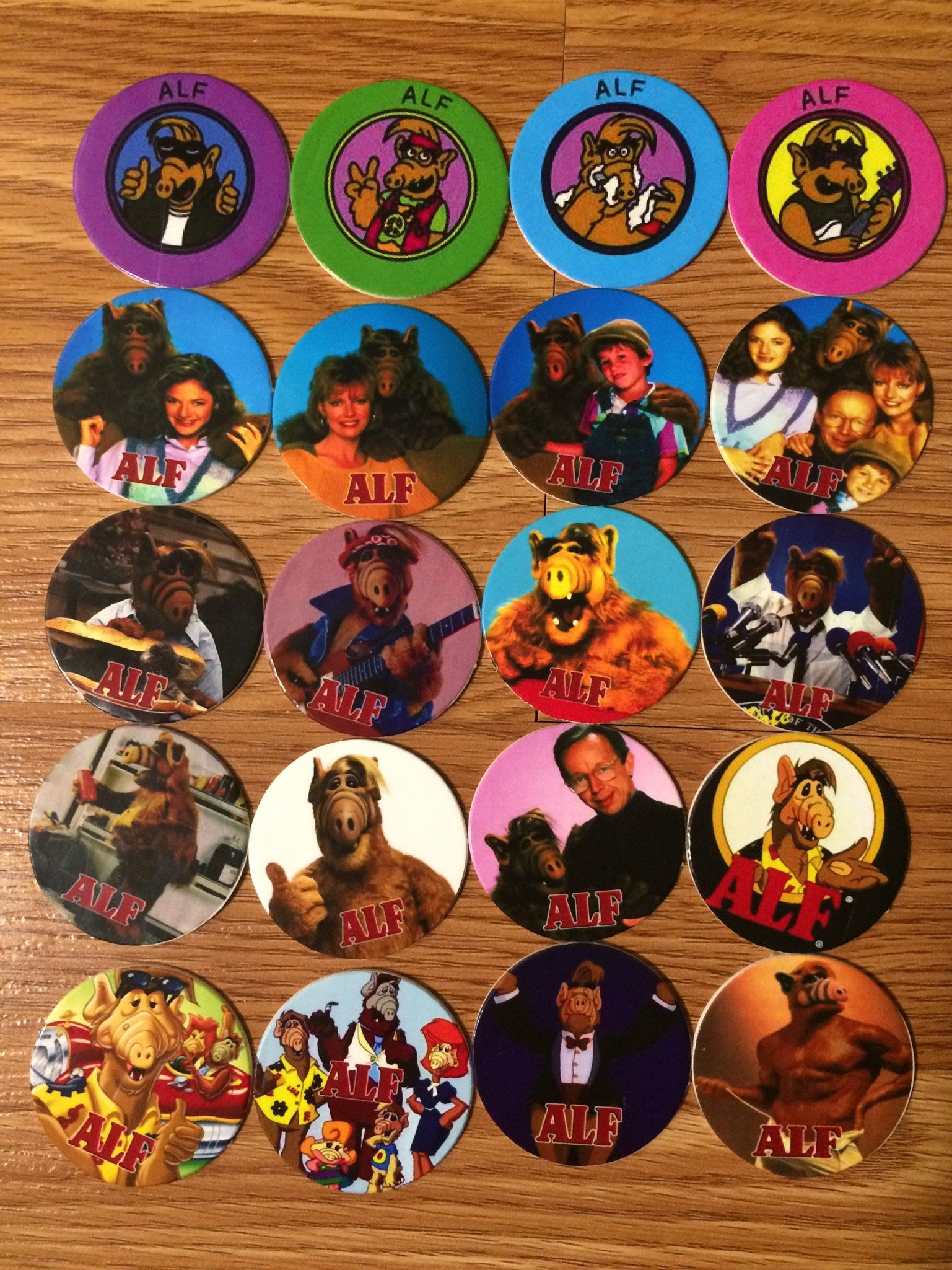 Pin by Underground Artwork on Pogs Collection | Custom made