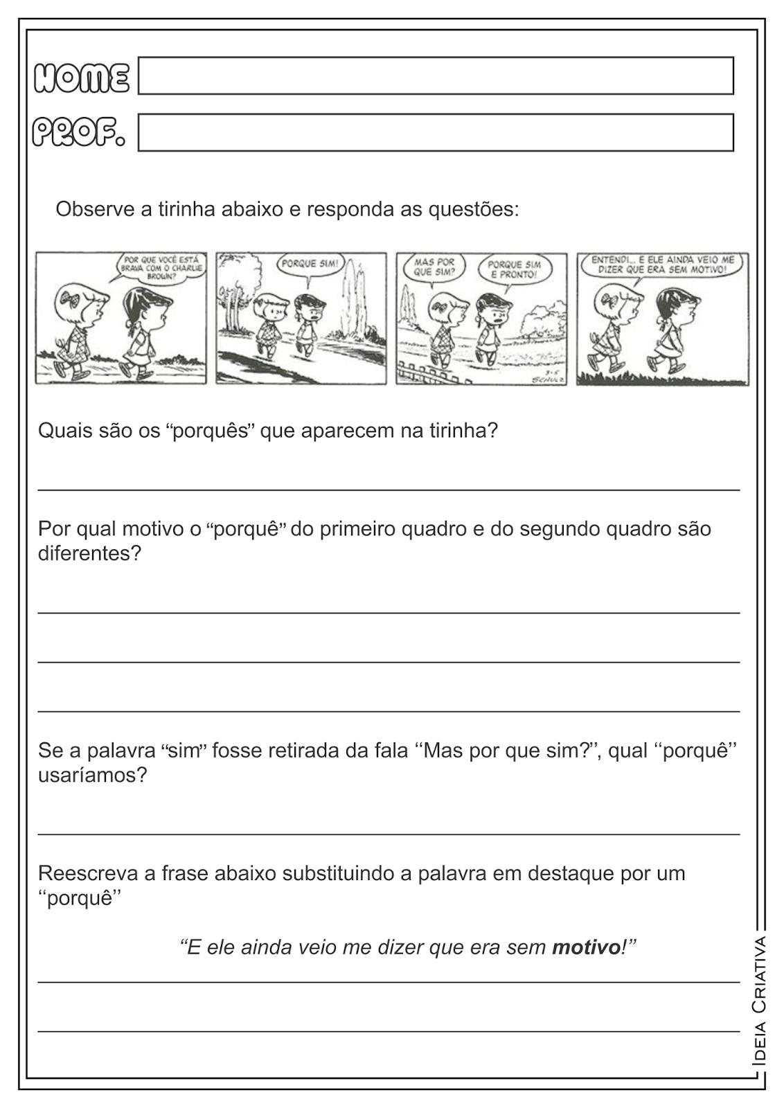 Preferência atividades-educativas-uso-dos-porques-lingua-portuguesa-gramatica  AP47