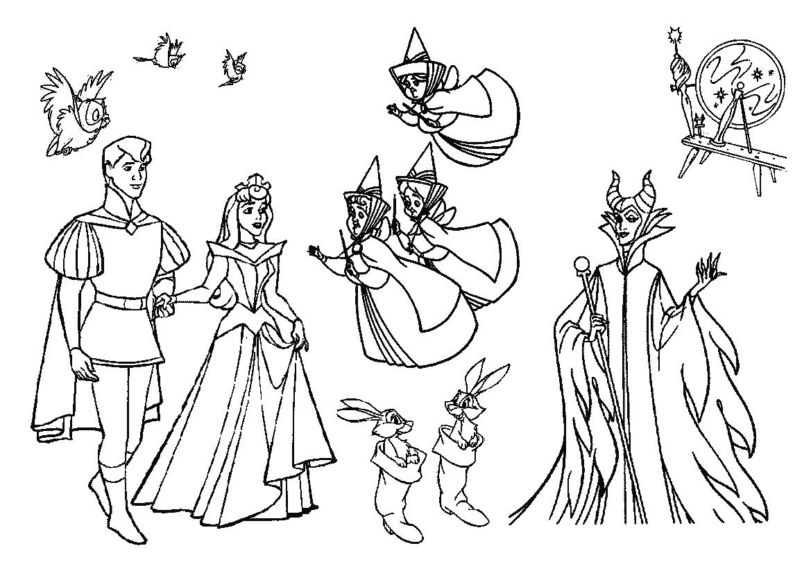 Bonito Disney Princess Belle Christmas Para Colorear Imágenes ...