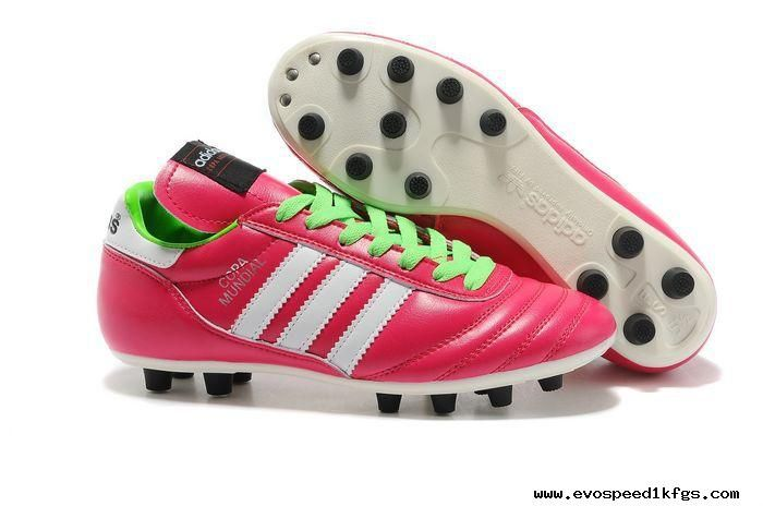 release date 847e6 9239c 2014 Brazil World Cup Adidas Copa Mundial FG Football Boots Red Black White
