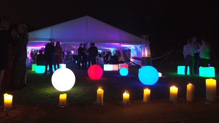 Ibiza Themed Party