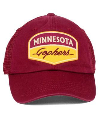 half off 2d8a5 76e33 Top of the World Minnesota Golden Gophers Society Adjustable Cap - Red  Adjustable