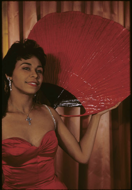MARGARET TYNES -singer in opera, jazz and theater, starred as Harry Belafonte's leading lady off-Broadway  in a show he produced called Sing Man, Sing! She also recorded a jazz suite called A Drum is a Woman with Duke Ellington and made several appearances on The Ed Sullivan Show. In 1961