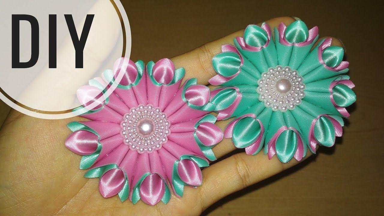 Diy cara membuat bros bunga kaktus kanzashi flower 17 diy cara membuat bros bunga kaktus kanzashi flower 17 youtube izmirmasajfo