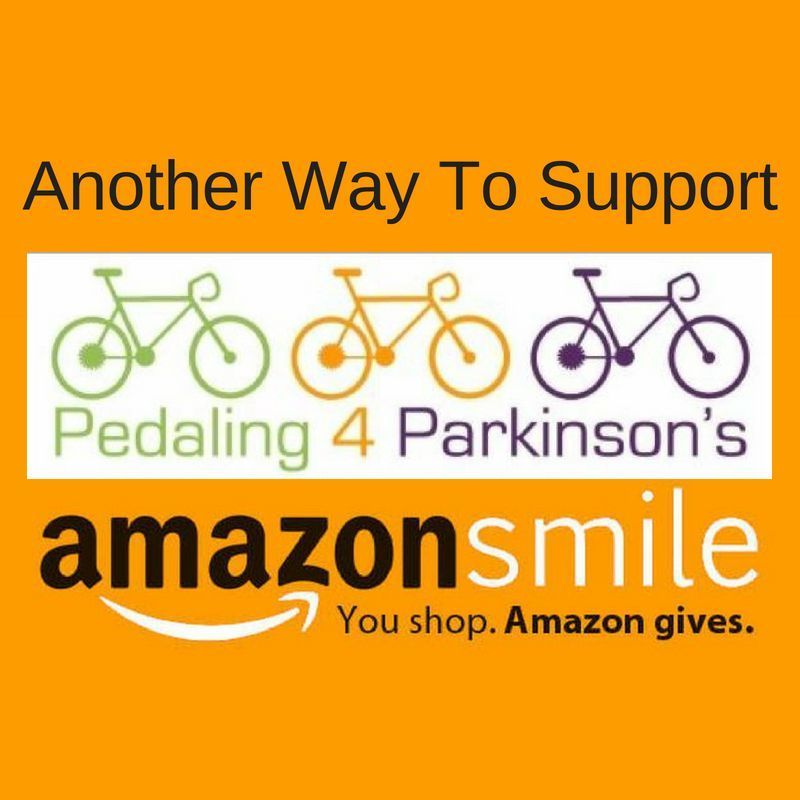 One More Way To Support Pedaling 4 Parkinson S Amazon Smile