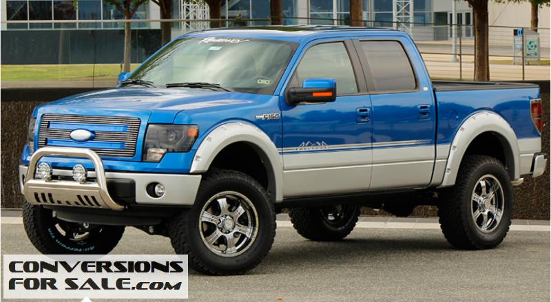 Listing All Trucks >> 2014 Ford F Series Regency Badlander Lifted Truck Showcase