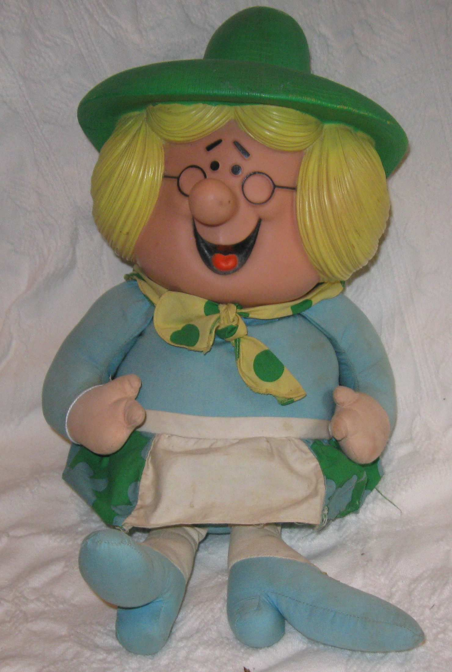 Mother Goose Doll I remember picking her out at the
