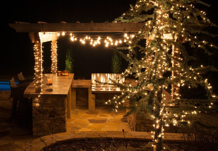 Lighting For Pergolas Try These Pergola Lighting Ideas Using String Lights  And Decorative Lighting