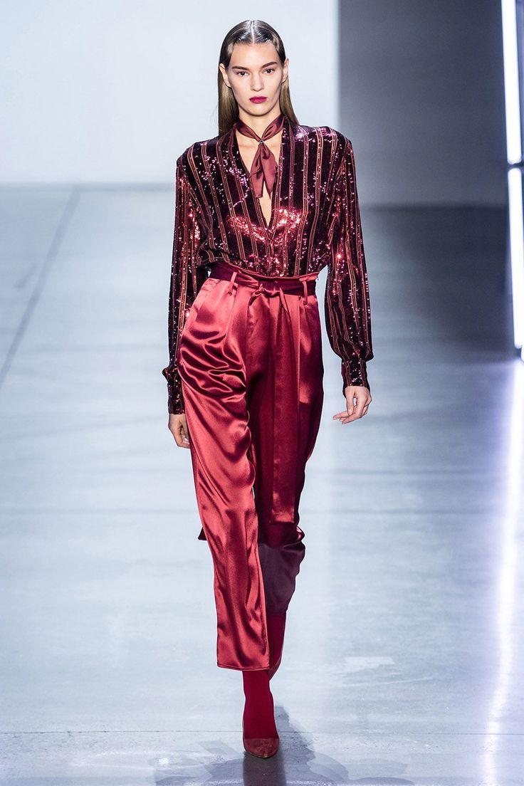 , Sally LaPointe Herbst 2019 Runway-Kollektion auf der New York Fashion Week #SallyLaPoin, Family Blog 2020, Family Blog 2020