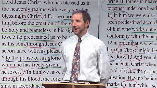 Where is history headed?  Eph 1:3-14  Bryan Wilkerson, Senior Pastor    General Email:  General - info@grace.org  Sermon Feedback - sermonfeedback@grace.org