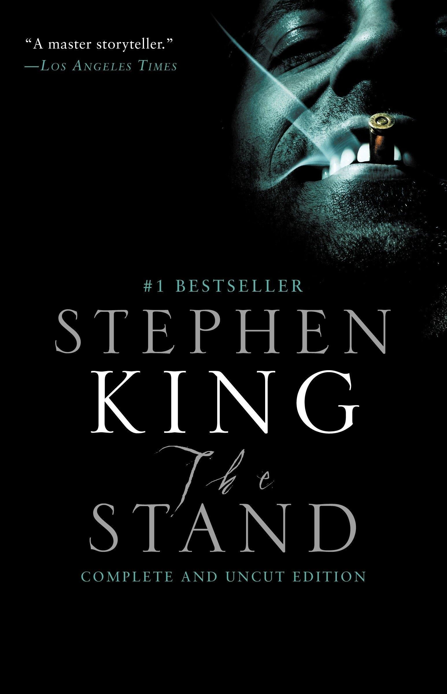 Full Download The Stand Populer Ebook In 2020 Stephen King Stephen King Books The Stand Movie