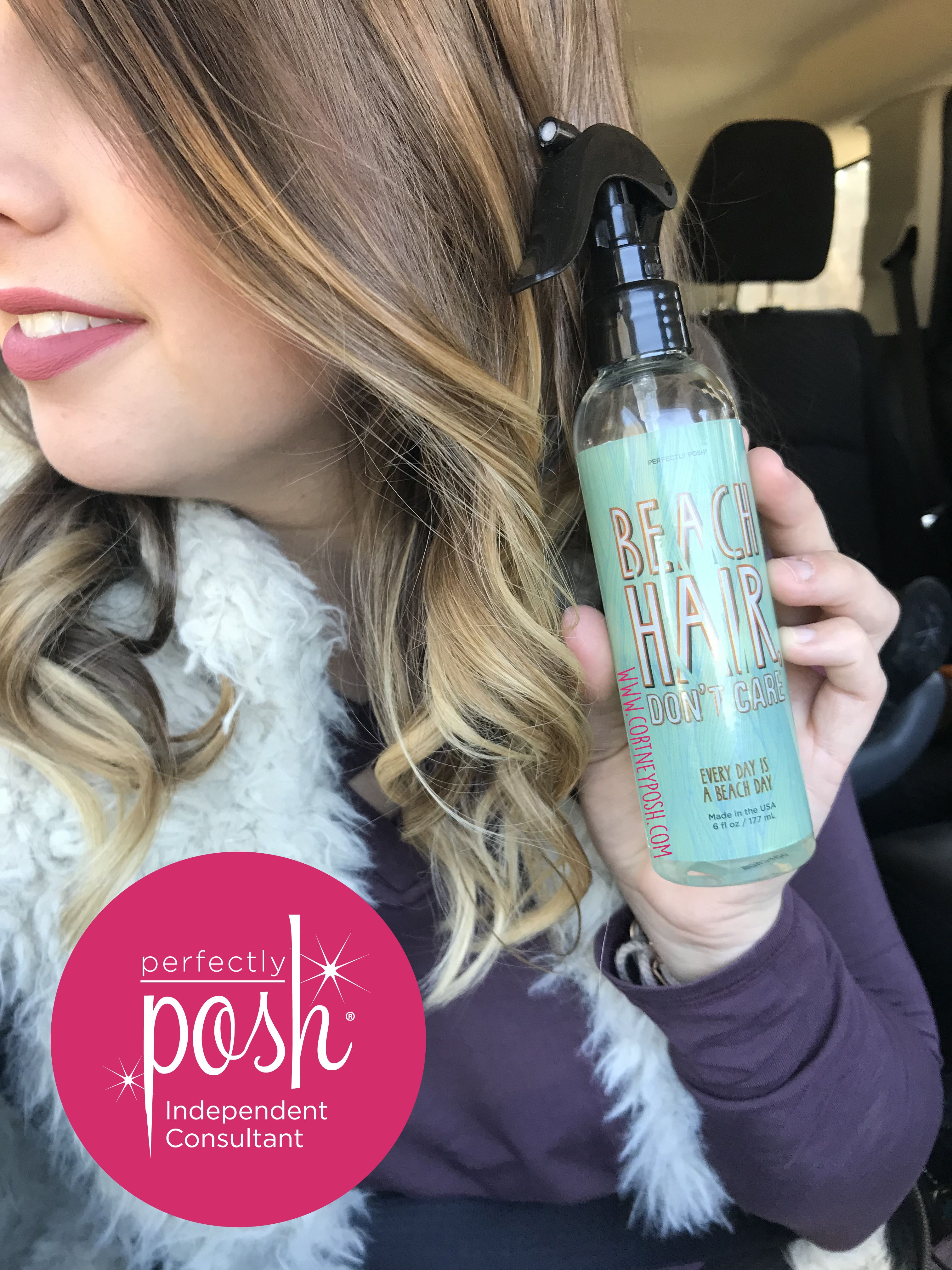 Beach Hair Don T Care Sea Salt Spray I Love To Use This To Spritz