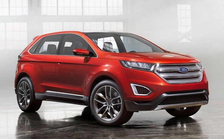 Pin by All Star Ford Lincoln on New Model 2017 Ford Edge
