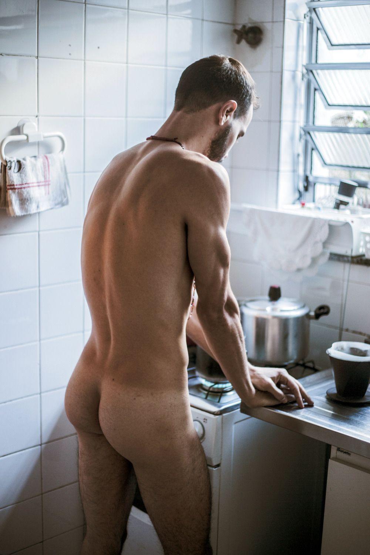 Hot female naked model image
