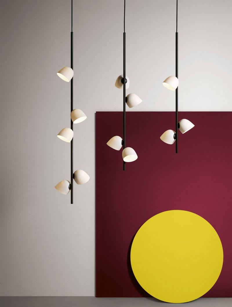 sebastian herkner gestaltet filigrane leuchten fr die porzellanmanufaktur frstenberg foto porzellanmanufaktur frstenberg leuchte lampe wohnzimmer