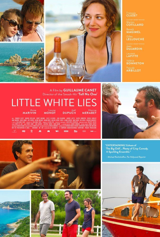 Les petits mouchoirs (2010) | Guillaume canet, French films, Little white