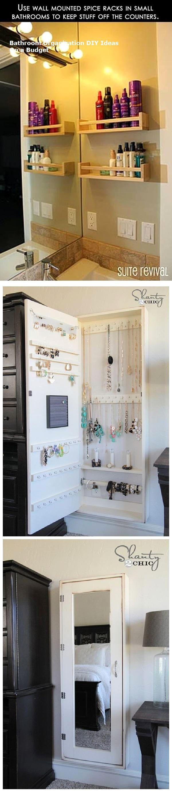 15 creative storage diy ideas for modern bathrooms 1