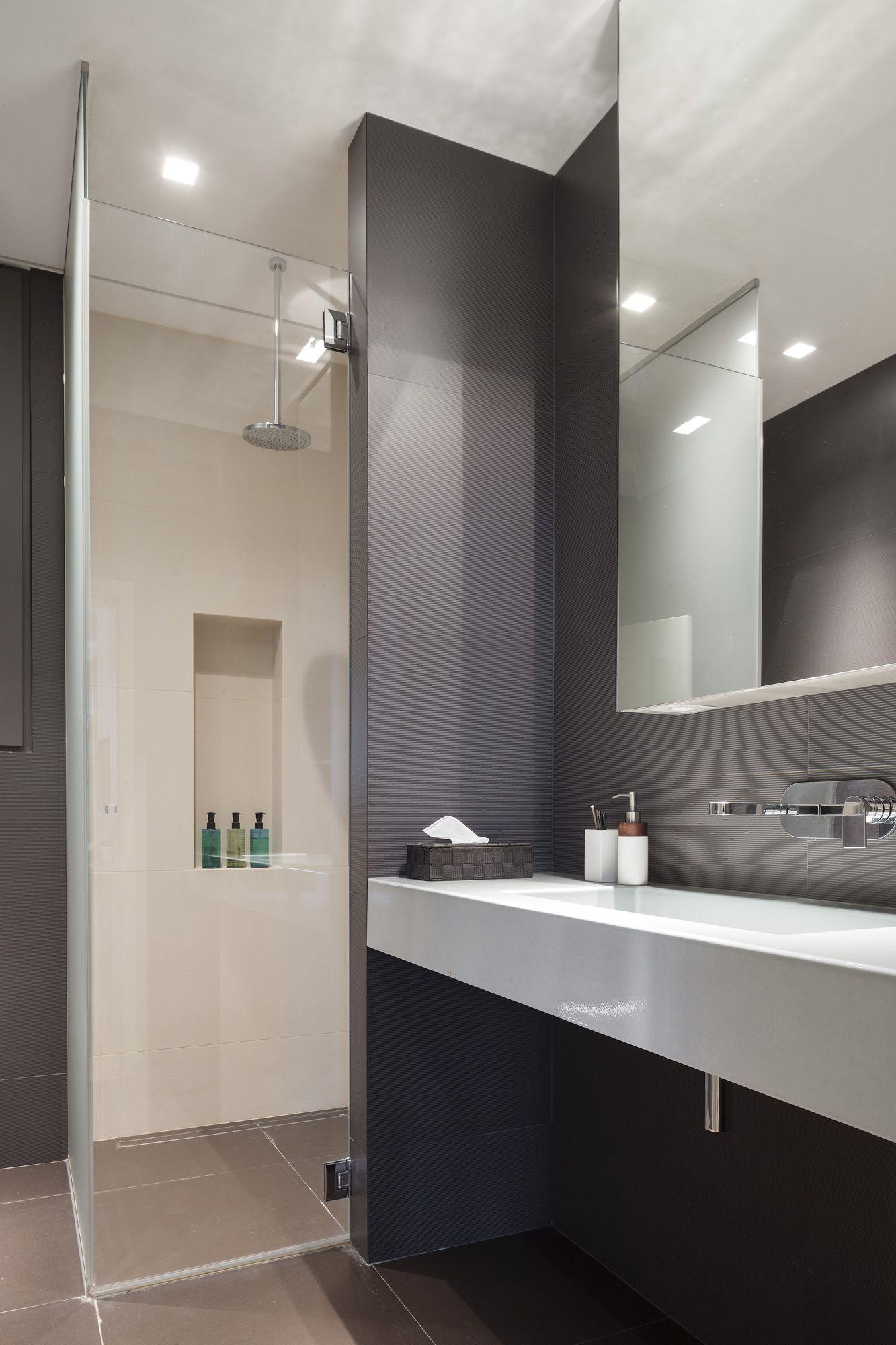 Prive Appartements Badgestaltung Badezimmerideen Badezimmer Dachgeschoss