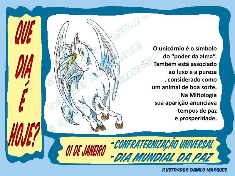Serie Que Dia E Hoje 40 01 De Janeiro Confraternizacao