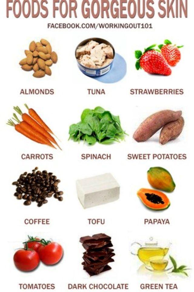 Essen für wunderschöne Haut - #Essen #für #Haut #wunderschöne -  #essen #für #Haut #wundersch... #healthyskin