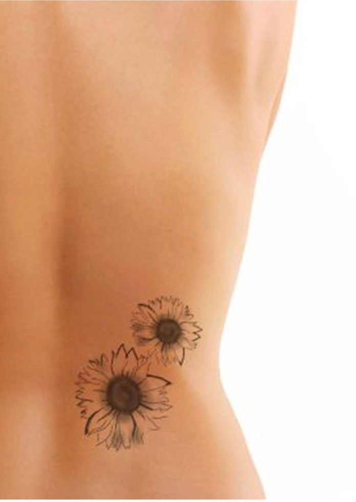 40 Simple Sunflower Tattoo Ideas That Will Make Yourself Mentally Stronger - Millions Grace