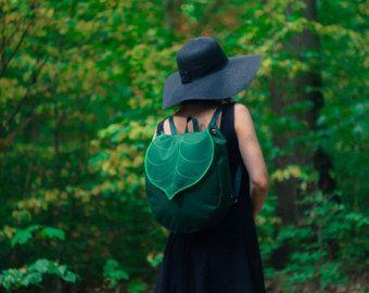 benutzerdefinierte leaf bohorucksack rucksack damen