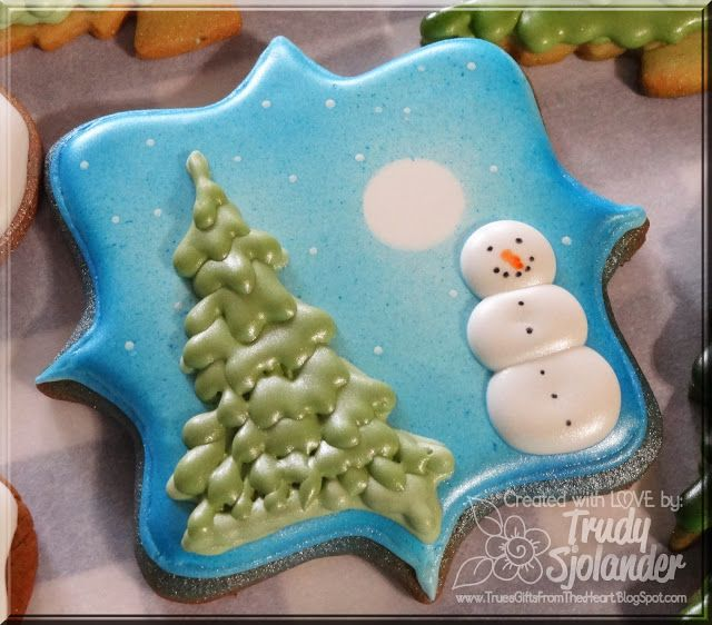 Photo of True's Gift's From the Heart: Winter Cookies!