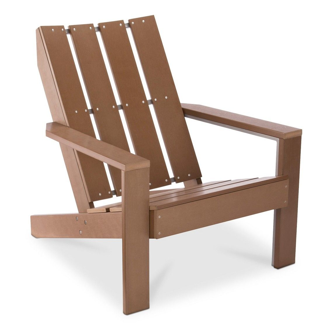 Threshold Bryant Faux Wood Patio Adirondack Chair Adirondack Chairs Patio Wood Patio Adirondack Chair
