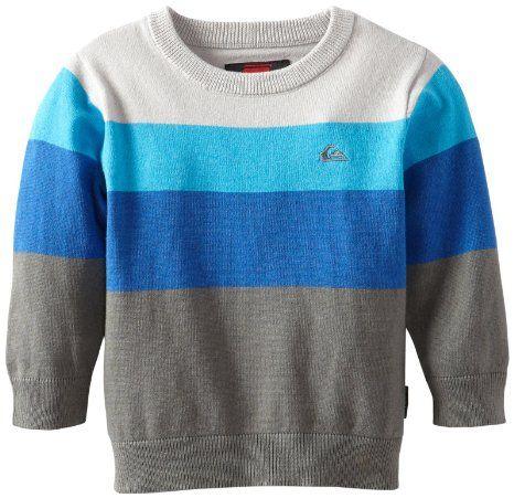 Amazon.com: Quiksilver Baby-Boys Infant Lightning Strikes Sweater: Clothing